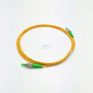 12 fc apc fc apc simplex sm patch cord 1