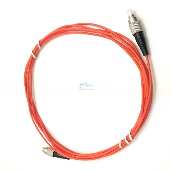 13 fc upc fc upc simplex OM2 patch cord 1 7