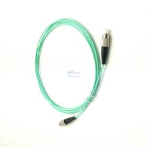 14 fc upc fc upc simplex OM3 patch cord 1 8