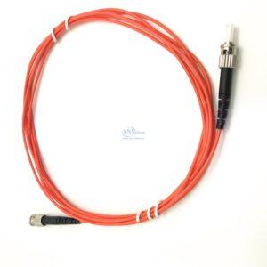 17 st upc st upc simplex OM2 patch cord 1 12