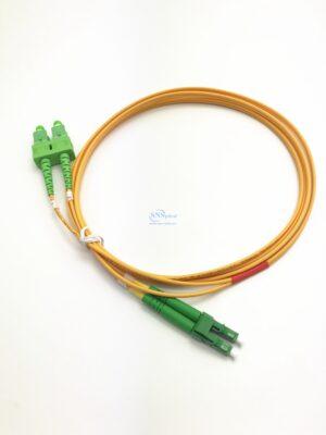 17.LC APC SC APC duplex sm patch cord 1 12