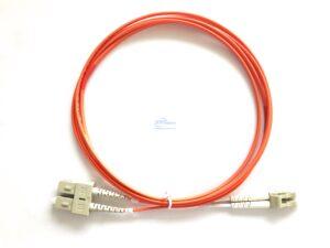 18.LC UPC SC UPC duplex OM2 mm patch cord 1 10
