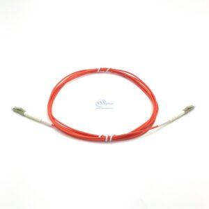 3 lc upc lc upc simplex OM2 patch cord 1 9