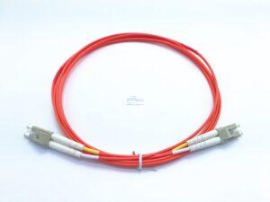 3.LC UPC LC UPC duplex OM2 mm patch cord 1 10