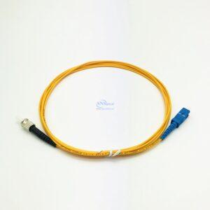 41 sc upc st upc simplex sm patch cord 1 4