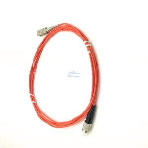 46 sc upc fc upc simplex OM2 patch cord 1 7