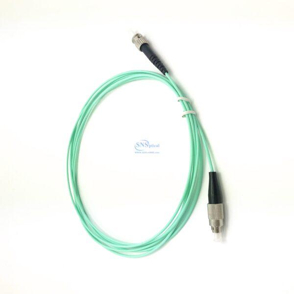 54 fc upc st upc simplex OM2 patch cord 1 3