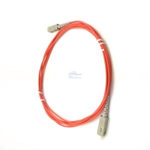 8 sc upc sc upc simplex OM2 patch cord 1 1