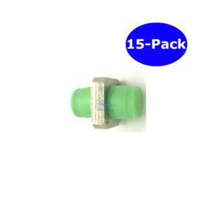 fc apc sx sm adaptor 1x15