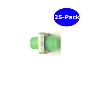 fc apc sx sm adaptor 1x25