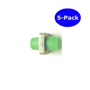 fc apc sx sm adaptor 1x5
