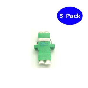 lc apc dx sm adaptor 1x5