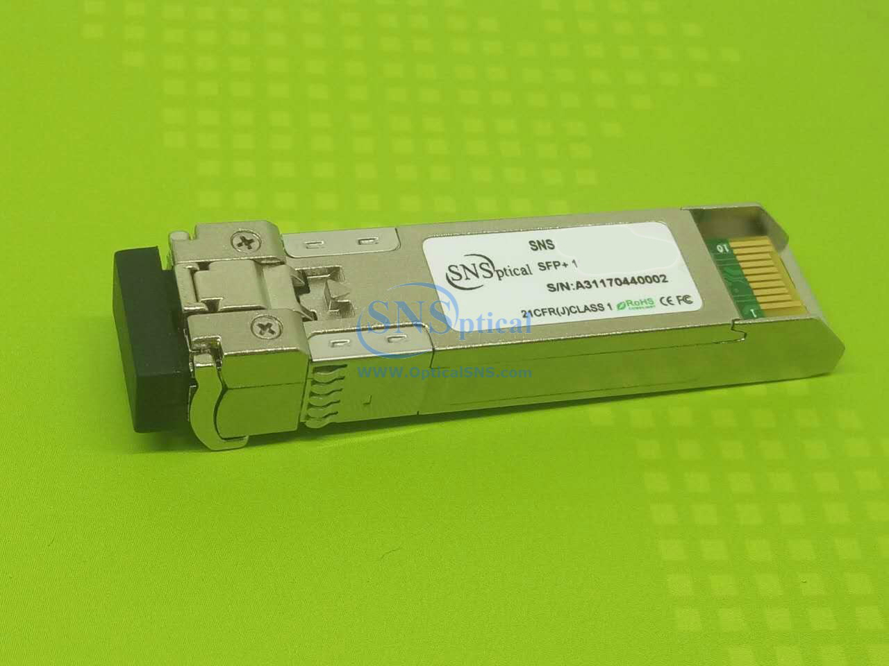 New Cisco SFP-10G-LR Compatible 10GBASE-LR SFP+ 1310nm 10km DOM Transceiver